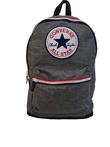 Converse Backpack (One Size, Dark Grey Heather(9A5396-042)/Red)