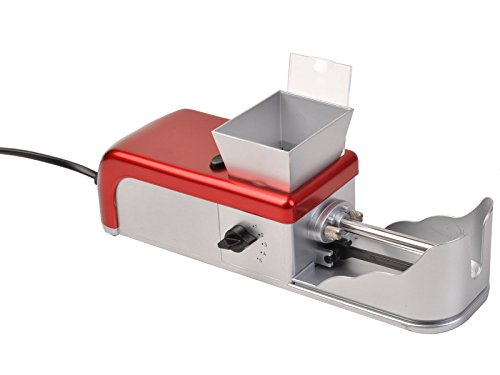 Cigarette Rolling Machine Electric Automatic Tobacco Roller Injector Maker