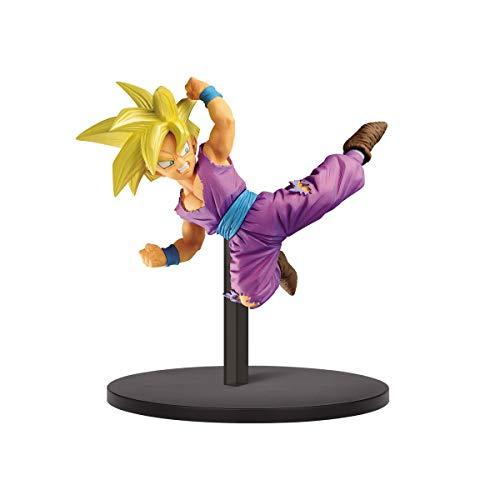 Banpresto-BP19855 Dragon Ball Son Gohan Figura de Acción, Multicolor, 5.1 x 5.1 x 5.1 cm (Bandai BP19855)