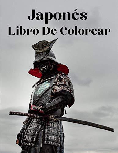 Libro De Colorear Japonés: Arte Japonés - Amantes de Japó