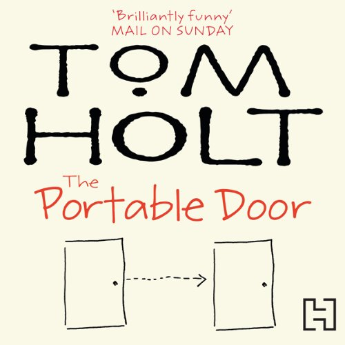 The Portable Door cover art