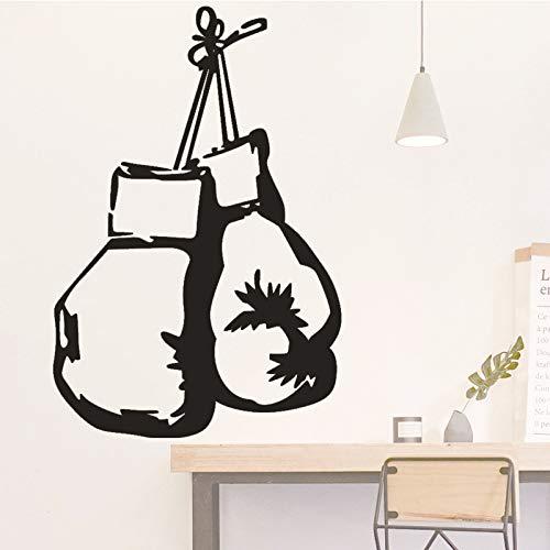 Wandtattoo Wandsticker Wandaufkleber,Boxhandschuhe Persönlichkeit Dekoration Ebay Junge Schlafzimmer Aufkleber Wandsticker, Papier