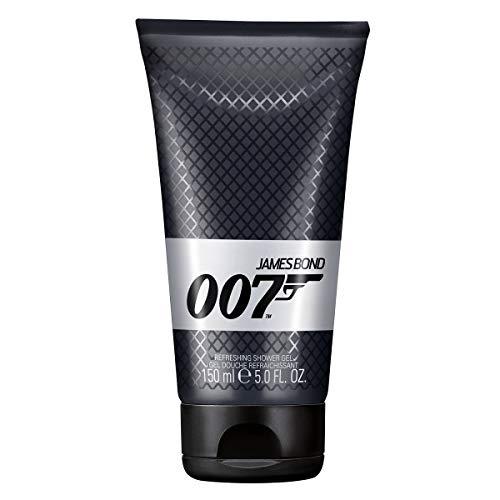 James Bond 007 Duschgel – Unwiderstehlich-frische Dusch-Lotion für Männer - perfekter Sommerduft gepaart mit britischer Eleganz – 1er Pack (1 x 150ml)