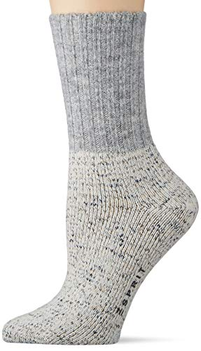 ESPRIT Damen Winter Boot W SO Socken, Weiss (Offwhite 2040), 39-42 (UK 5.5-8 Ι US 8-10.5)