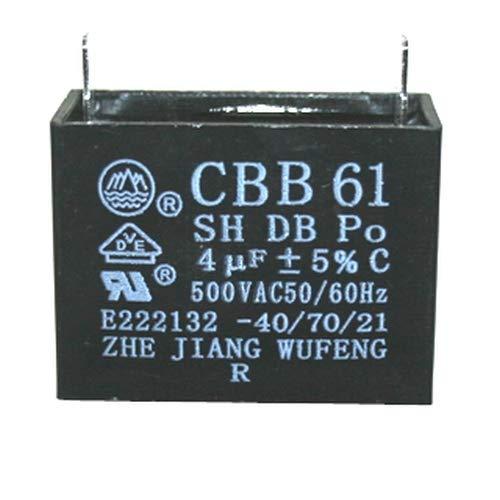 ATIKA Ersatzteil | Kondensator (Motor) für Luftentfeuchter ALE 600 / ALE 800