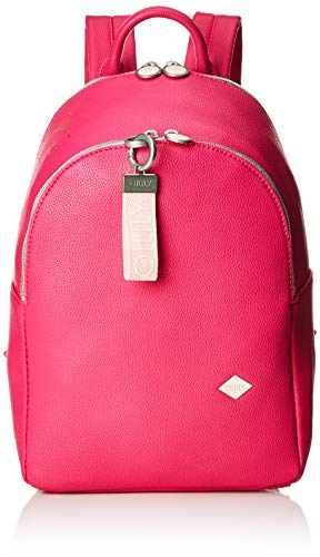 Oilily Damen Airy Backpack Mvz Rucksack, Pink (Pink (Pink), 13.0x33.0x22.0 cm