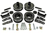 MotoFab Lifts 3 inch Front 3 inch Rear Full Lift Kit with Shock Extenders compatible with Jeep...