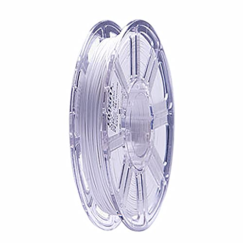 Yimihua 3D printing filament PLA filament 1.75mm 0.25 kg 1 spool printing material, used for 3D printer and 3D pen, white PLA