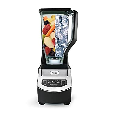 Ninja Professional Blender 1000-watts performance power for blending and processing - NJ600 (Certified Refurbished)