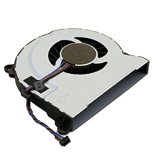 FEBNISCTE New CPU Cooling Fan For HP ENVY TouchSmart 17-j017cl 17-j023cl 17-j030us 17-j037cl 17-j041nr 17-j043cl 17-j117cl 17-j127cl 17-j130us 17-j141nr 17-j142nr 17-j153cl 17-j157cl 17-j160nr 17-j173ca 17-j178ca 17-j182nr 17-j185nr 17-j186nr 17t-j000 17t-j000 17t-j100 for HP Envy M7-J000 M7-J100 m7-j003xx m7-j010dx m7-j020dx m7-j078ca m7-j120dx m7-j178ca
