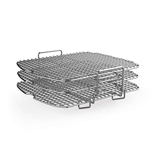Best Price Ninja Foodi Grill dehydrator stand, AG300, AG400, Stainless Steel