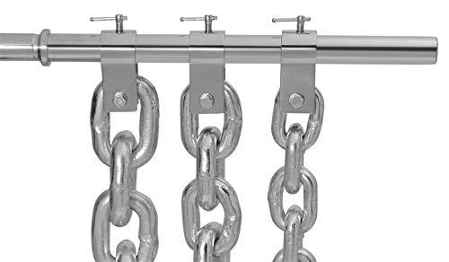 Bad Company Power-Chains inkl. Verschlüssen 30/31 mm I 2 x 12 kg verzinkte Variante