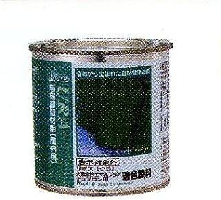 リボス自然塗料 ウラ(天然顔料着色剤) 375ml 041イングリッシュレッド