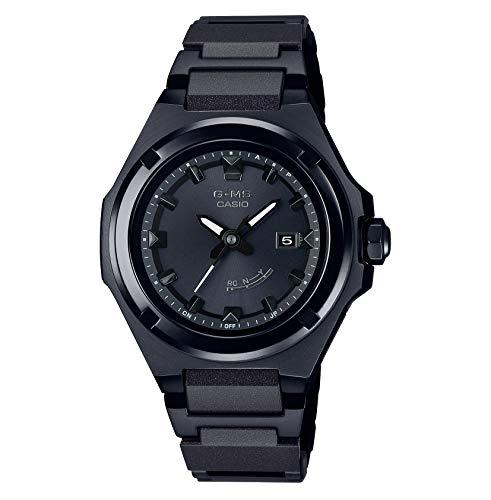 [カシオ]腕時計ベビージーG-MS電波ソーラーMSG-W300CB-1AJFレディースブラック
