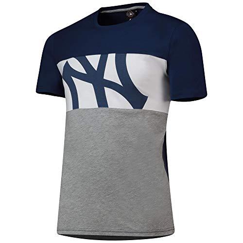Fanatics MLB New York Yankees NY Cut Sew T-Shirt Baseball (M)