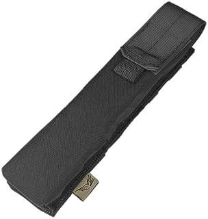 Flyye Single P90/UMP Magazine Pouch MOLLE Black
