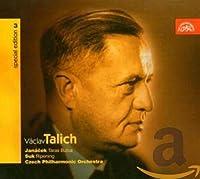スーク:交響詩「人生の実り」 Op.34 他 (VACLAV TALICH SPECIAL EDITION 3)