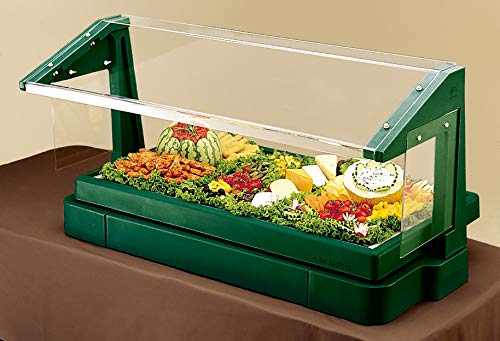 Cambro BBR480519 Table Top Buffet Bar, with Sneeze Guard Case of 1