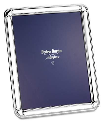 Preisvergleich Produktbild Pedro Durán Stein Duran Rahmen aus Silber