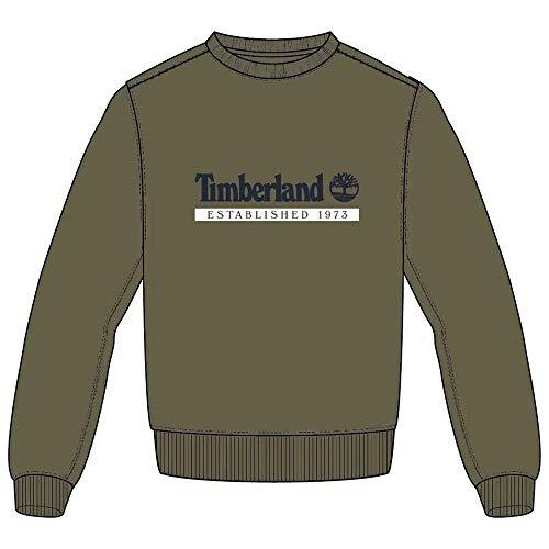 Timberland Felpa Established 1973 Verde Olivo