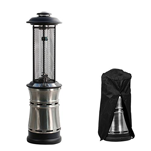 Table Top Patio Heater | Portable Outdoor Heat Lamp | Anti-Dumping | Ideal for Garage, Camping, Hiking, Picnics | No Installation Required
