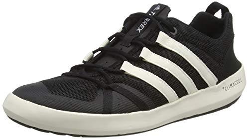 Adidas Herren Terrex Cc Boat Trekking & Wanderhalbschuhe, Schwarz (Core Black/chalk White/core Black), 42 2/3 EU