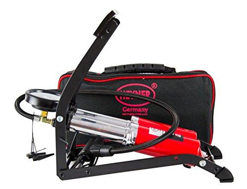 HEYNER 22500n Premium Pompe à Pied 2 cylindres...