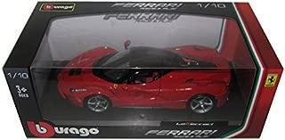 Ferrari LaFerrari F70 Red 1/18 by Bburago 16001