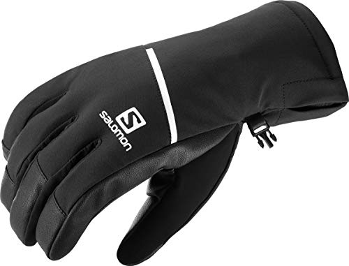 Salomon Herren Leichte Handschuhe, PROPELLER ONE M, Schwarz/Schwarz, Gr. M, LC1182500
