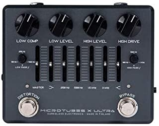 darkglass bass distortion
