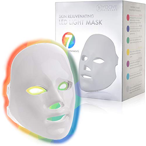 YOOVE LED Face Mask review