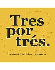 Tresportrés - Vol. 1: Tiempo, Animal, Libro