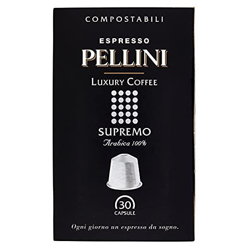 Pellini Caffè Espresso Luxury, 30 Capsule