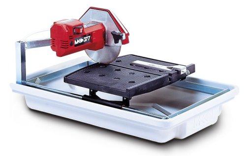 MK Diamond 160028 MK-377 1/2-Horsepower 7-Inch Wet Tile Saw