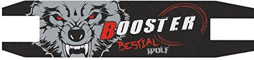 BESTIAL WOLF Booster Grip pour Trottinette Noir Taille Unique