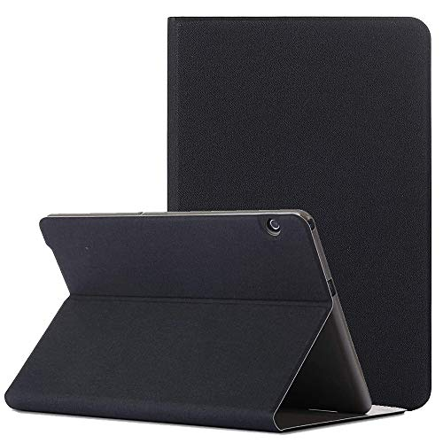 KATUMO Hülle für Huawei Mediapad T5 10 Zoll Schutzhülle Huawei Tablet 10.1 Schutzhülle Leder Hülle Kompatibel mit Mediapad T5