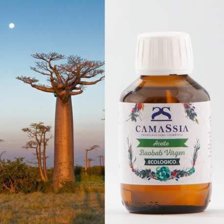 Aceite de baobab virgen BIO - 50ml - 50ml