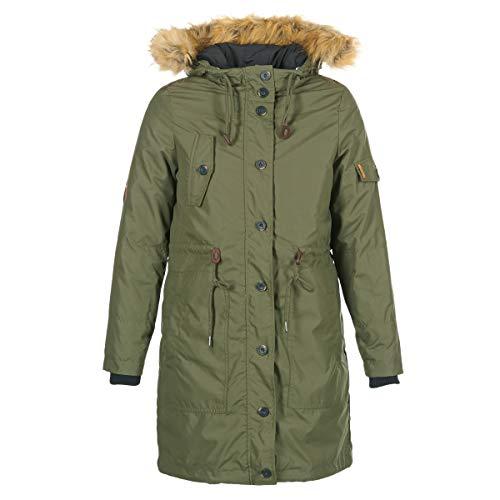 CREAM ADA Parka Jacket Abrigos Femmes Kaki - EU 40 (DE 38)...