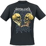 Metallica Sad But True Camiseta Negro M