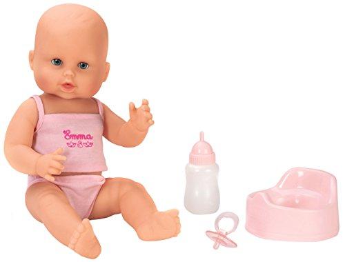 Corolle T4555-0 Badepuppe Baby Emma Spielset