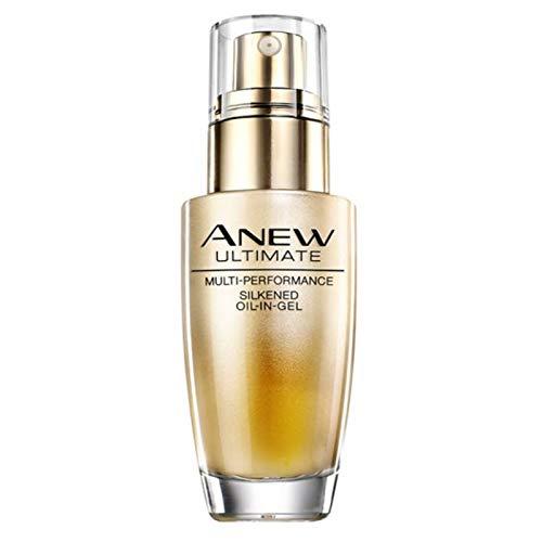 Anew Ultimate Multi-Performance Silkened Oil-In-Gel Gelprimer für das Gesicht mit Pflegeölen und Seidenextrakt für reife Haut 30 ml