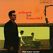 Chet Baker Sextet – Chet Is Back Exclusive Red Color