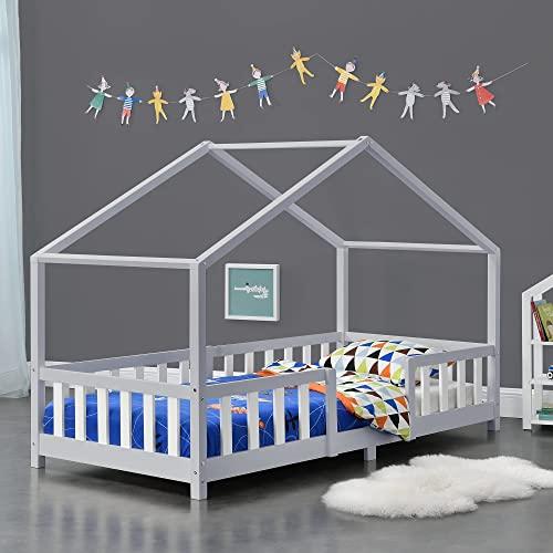 en.casa Kinderbett Treviolo Bild