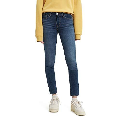 Levi's Women's 711 Skinny Jeans, Astro Indigo, 30 (US 10) R