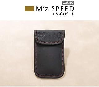 M'z SPEED リレーアタックガードポーチⅡ ベーシックレザー