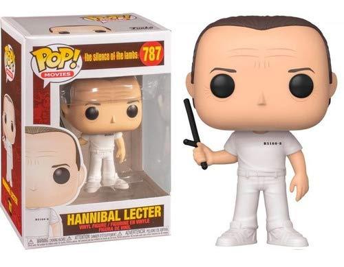 Funko Pop! - O Silêncio Dos Inocentes - Hannibal Lecter #787