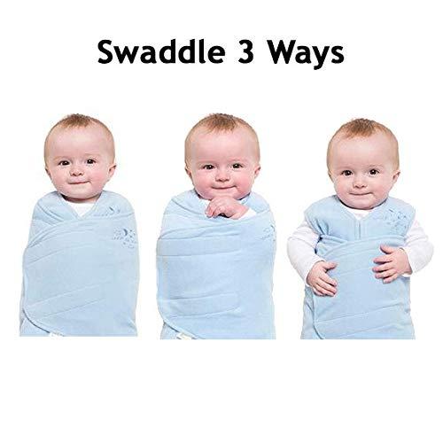 HALO Sleepsack 100% Cotton Swaddle, Heather Grey, Small