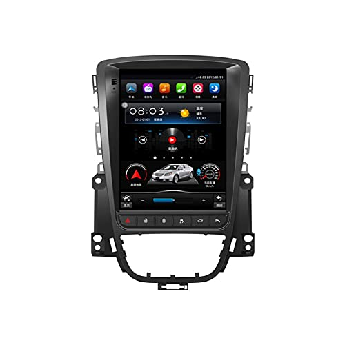 Android 10.0 Autoradio Arredo Doppia Din Per BUICK Excelle/Opel Astra J 2010-2014 Capo GPS Navigazione Multimedia Player MP5 Con Bluetooth SWC Wifi 4G Ricevitore FM,8 core 4g+wifi: 4+64gb