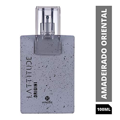 Perfume Masculino Lattitude Origini Hinode Colonia 100ml