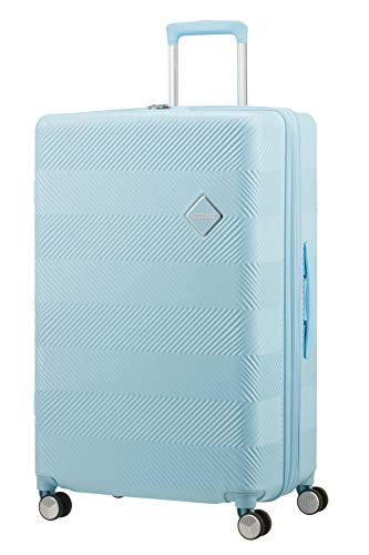 American Tourister Flylife Hand Luggage 77 Centimeters 127.5 Blue (Soft Mint)
